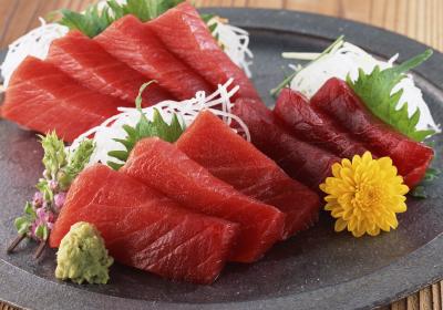 冷凍吞拿魚
